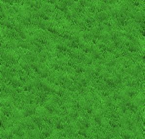 нарисованный газон