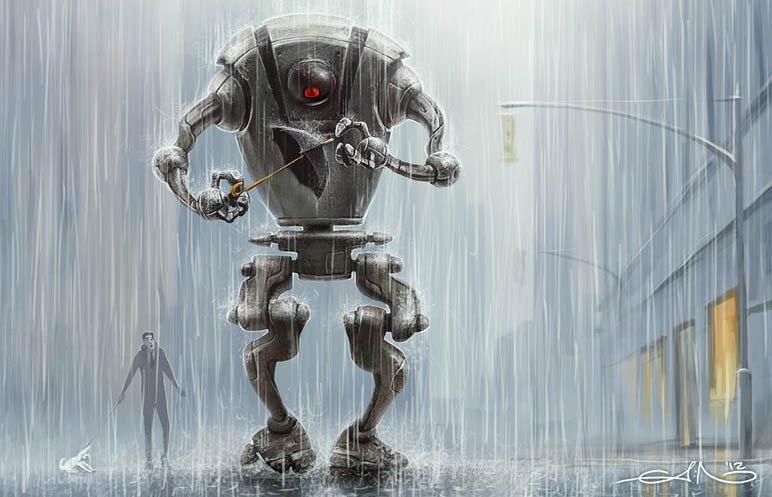 Alexey-Litvishkov Под дождем
