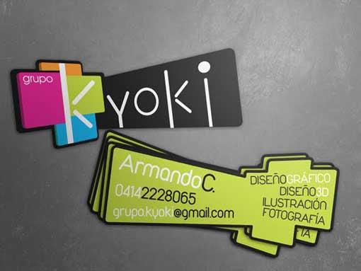 визитная карточка Kyoki