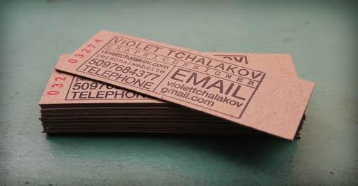 визитка Tchalakov