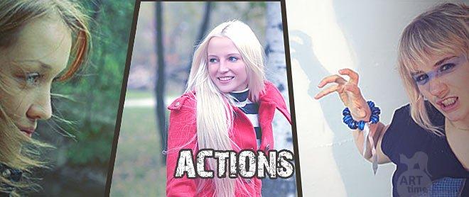 Скачать Photoshop actions (экшены для фотошоп) бесплатно