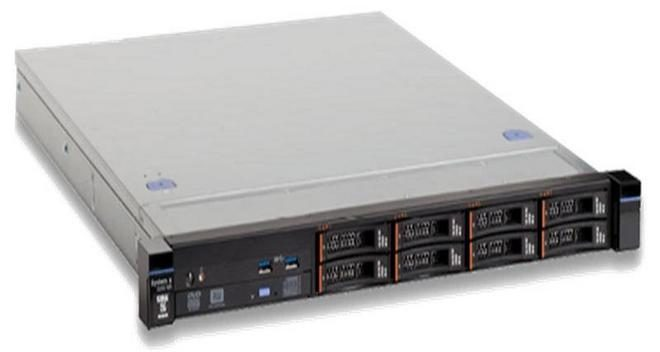 Особенности серверов Lenovo System x3250 M5