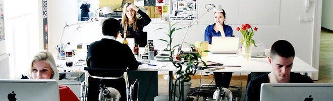 дизайнеры за работой
