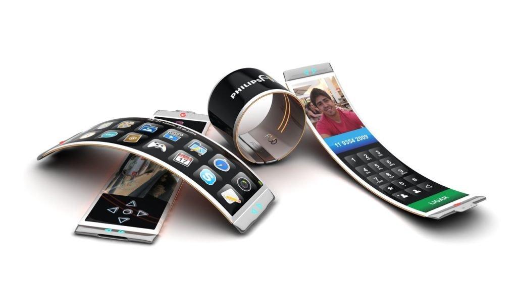 Дизайн смартфонов будущего