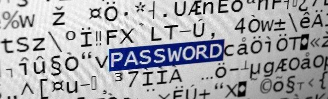 Как хранить свои пароли