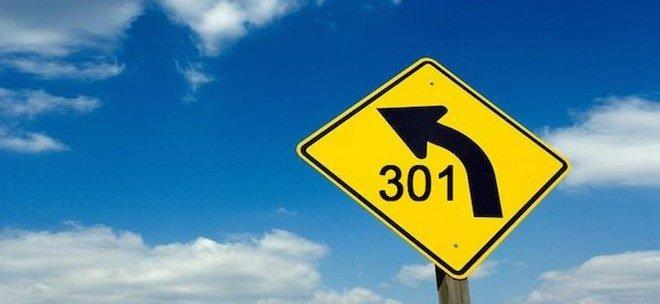 301-ый редирект