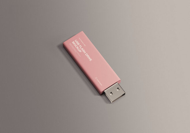 Макет USB Flash Drive