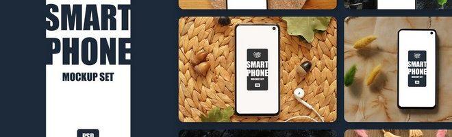 макеты телефонов Android